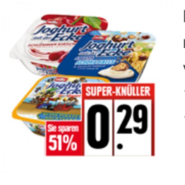[Edeka Leipzig Höfe am Brühl] Joghurt mit der Ecke