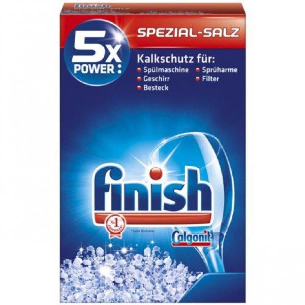 [Amazon.de Prime] Finish Spezialsalz 8er Pack (8x 1.2kg)