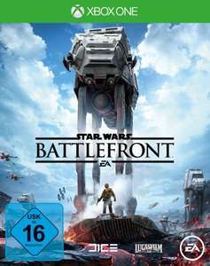 [Amazon.de][Xbox One] Star Wars - Battlefront