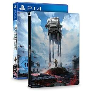 [amazon.de] Star Wars Battlefront - Steelbook Day One Edition PS4 (exklusiv bei Amazon.de) für 44,97 inkl. Versand