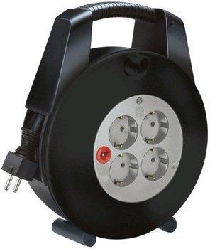 Brennenstuhl Vario Line Kabelbox 4-fach schwarz/lichtgrau 10m H05VV-F 1,5 für 12,95 € > [Vibuonline. de]  > Vsk frei