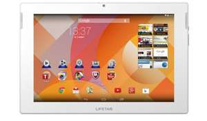 "[Medion] 25,7 cm (10,1"") MEDION LIFETAB S10345 (MD 99042) titan  10.1"" Full HD-Display mit IPS-Technologie, Android 5.0, Intel Atom Prozessor Z3735F, 32GB Speicher, 2GB RAM, Metallgehäuse"