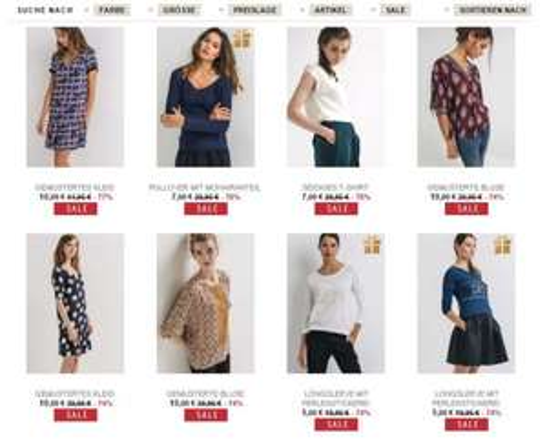 Promod Winter Sale bis 70%