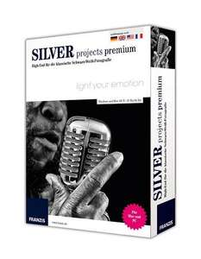 Franzis Silver Projects Premium