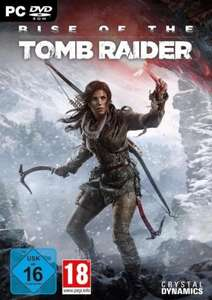 [cdkeys.com] Rise of the Tomb Raider - PC/Steam