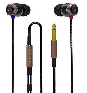 Blitzangebot amazon.de: Soundmagic e10 gold/schwarz für 27€