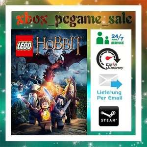 [Ebay] LEGO Der Hobbit Steam Pc