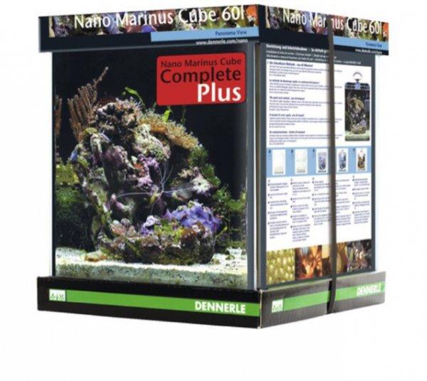 Aquarium Dennerle Nano Marinus Cube 60 Complete PLUS @Hornbach Tiefpreisgarantie