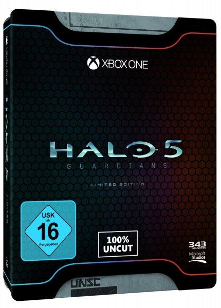 Halo 5: Guardians - Limited Edition - [Xbox One] für 49,97 € @ Amazon.de