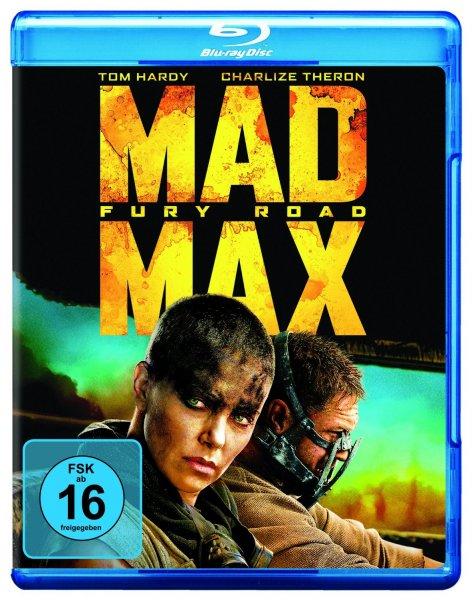 Mad Max 4 - Fury Road - (Blu-ray) für 8,99 € / 3D (+2D inkl. Digital Ultraviolet) für 16,99 € @ Saturn (Update: Jetzt nur noch 7,99 €!) (Update 2: Wieder 8,99 €) (Update 3: 7,99 €)