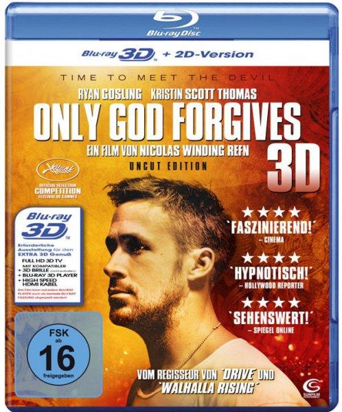 (Amazon Prime) Only God Forgives 3D (Uncut) für 6,97 Euro
