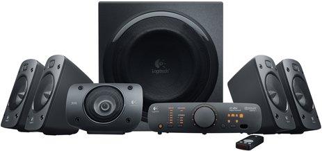 [digitec.ch - Schweiz] Logitech Lautsprechersystem Z906 THX 5.1 - Filialabholung mgl. - nur 138 statt 256 Euro