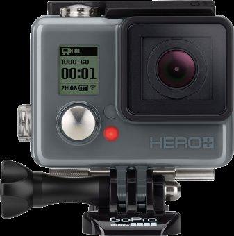 [Schweiz] GoPro Hero+ bei MediaMarkt Online für 179 CHF / 165 EUR