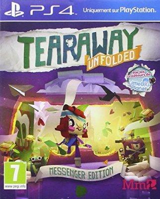 Tearaway Unfolded (PS4) 15.90 inkl. Versand