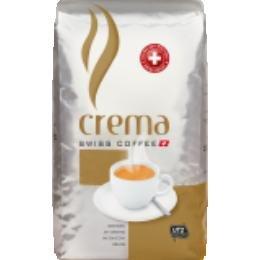Swiss Coffee Crema Bohnen - 1 kg 7,99  statt 11.99 € versandkostenfrei ab 4,95.
