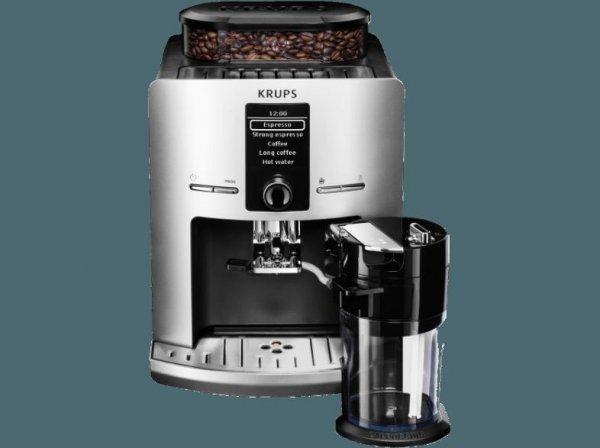 [MediaMarkt-Online]KRUPS EA 8298 Latt´Espress One-Touch Cappuccino Kaffee Vollautomat / Farbe: silber - Minus 70 Euro Sofortrabatt im Warenkorb !