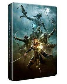 The Elder Scrolls Online: Tamriel Unlimited Steelbook (Xbox One) für 18,62€