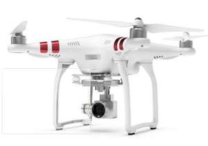 DJI Phantom 3 Standard mit 12 MP Full-HD / 2,7K-Kamera Multicopter