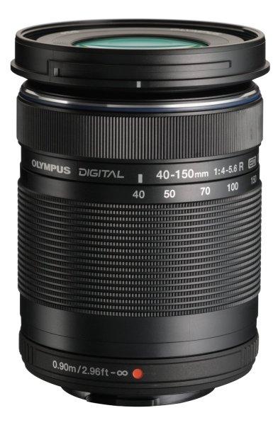 Olympus M. 40-150mm F4.0-5.6 R Zoom Linse für MFT Kameras