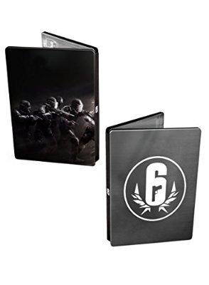 Amazon Tom Clancy's Rainbow Six Siege Standard inkl. Steelbook PS4