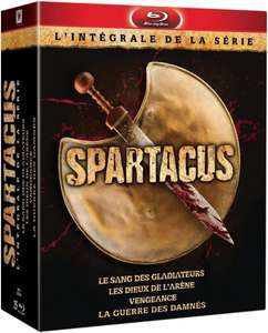 [Amazon.fr] Spartacus - Complete Box uncut [Blu-ray] OT