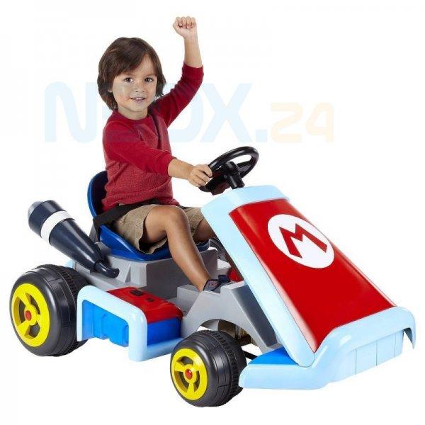 Super Mario Kart Ride-On (E-Kart für Kinder mit ca. 4 km/h) für 275€ @nbox24
