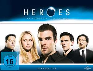 [Ebay/Media Markt] Heroes - The Complete Collection [Blu-ray]