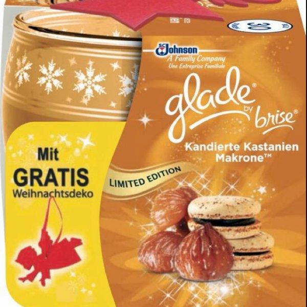 Glade Duftkerzen 2€ Winter Edition PENNY WSV