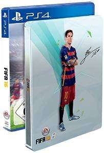 [ABGELAUFEN][WHD] FIFA 16 - Steelbook Edition (exkl. bei Amazon.de) - [PlayStation 4]