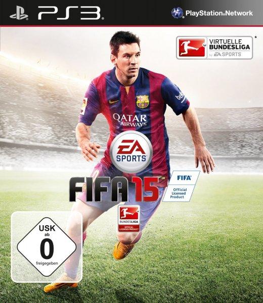 Fifa 15 PS3 oder Xbox für jeweils 19,99 € @ Saturn.de
