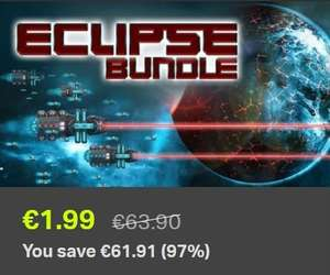 [Steam] Eclipse Bundle (10 Spiele) für 1,99€ @ Bundle Stars