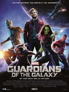 [Amazon.de] Guardians of the Galaxy [BluRay] für 8,90 mit Prime