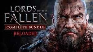 [Steam] Lords Of The Fallen Digital Deluxe Edition - Complete Bundle Reloaded (alle DLCs) für 13.59€ @ Bundlestars