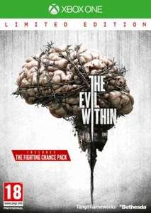 [game.co.uk] The Evil Within Limited Edition PS4 & Xbox One (XBO) 16,26€