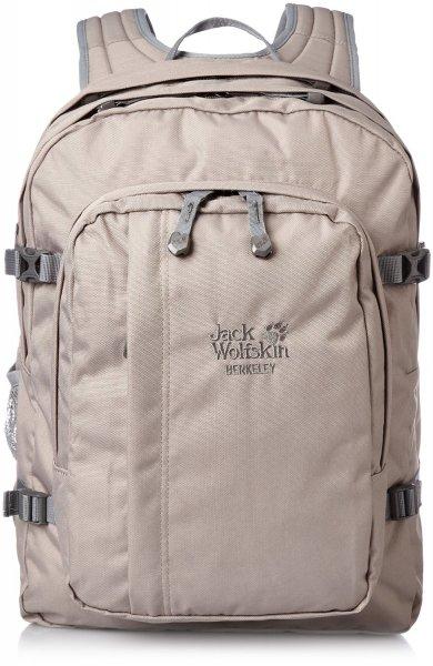 [Amazon Prime] Jack Wolfskin Rucksack Berkeley in beige-grau 21,51