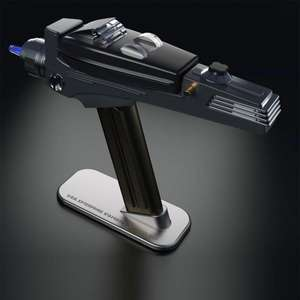Star Trek Phaser Universal-Fernbedienung für nur 107,95 EUR bei radbag.de inkl. Versand