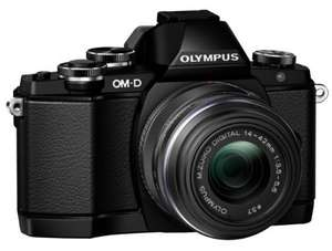 Olympus E-M10 + 14-42mm Kit Objektiv @amazon.fr