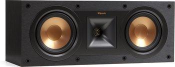 Stassen HiFi @ebay Klipsch R-25C - Center - Lautsprecher - Ebony/Black - Neu mit 5 Jahre Garantie *133€