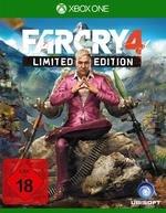 Far Cry 4 Limited Edition Xbone Gamestop