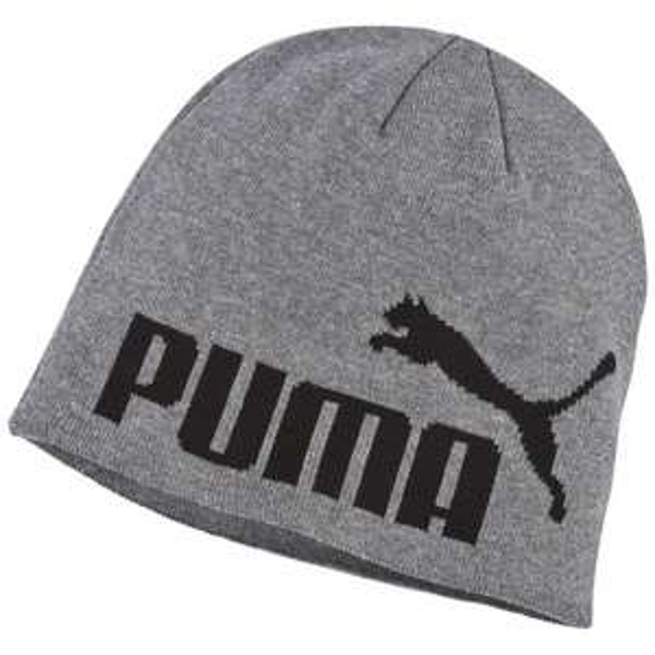 PUMA Mütze Big Cat No.1 Logo Beanie Mütze grau [@Amazon.de] PRIME ab 5,27