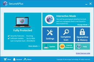 SecureAPlus Premium 15 Monate (Win) gratis