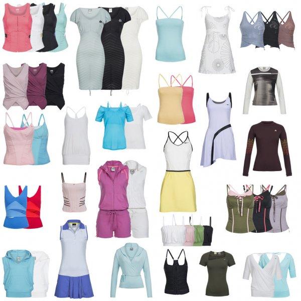 [Ebay] Nike Damen Fitness Tanz Sport Shirt