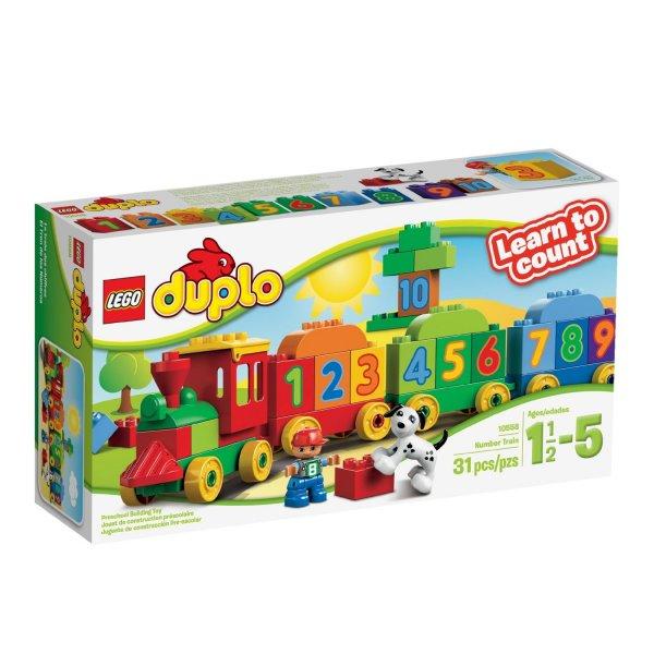 [Amazon Prime] Lego Duplo 10558 - Zahlenzug für 14,29€ inkl. Versand