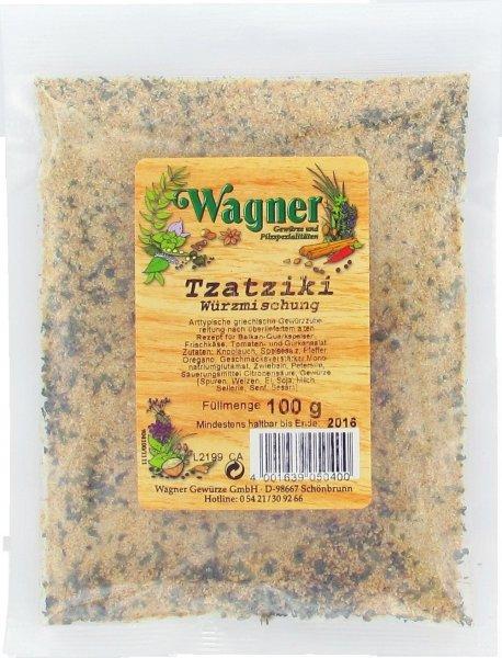 Amazon Prime : Wagner Gewürze Tzatziki Würzmischung, 7er Pack (7 x 100 g) - Nur 7,26 €