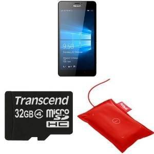 [Amazon.de] Lumia 950 Dual Sim für 503€ oder für 540€ mit 32GB microSD und Fatboy Ladekissen