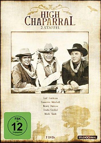 High Chaparall Staffel 2 für 7,90€