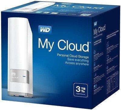 Mediamarkt Egelsbach (lokal?) Western Digital My Cloud 3 TB für 125 Euro