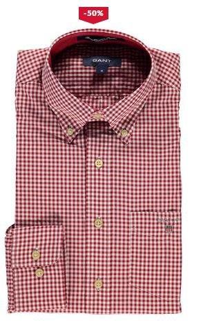 Gant Hemden für 49,90€ bei Engelhorn online