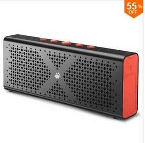 BlitzWolf® F1 Bluetooth 4.0 Wireless 1800mah Aux-in Hands Free Calls Supported Pocket Speaker @ Banggood