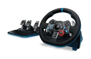 Logitech G29 Driving Force für PS4,PS3 (UKVersion) für 241€ statt 318,88€ @AMAZON